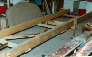 Préparation du chantier pour l'Ilur
