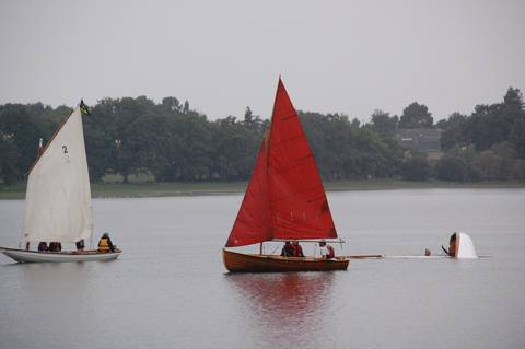 Flotille à Vioreau