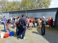 Objectif Loire 2014 : Premier entrainement