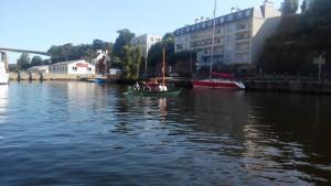 Bassin à flot Morlaix