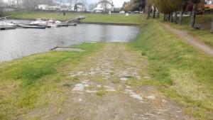 Cale 2 du port de Oudon