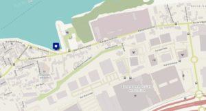 Cale du port de Trentemoult