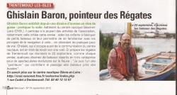 Le CNSL dans le journal de la ville de Rezé